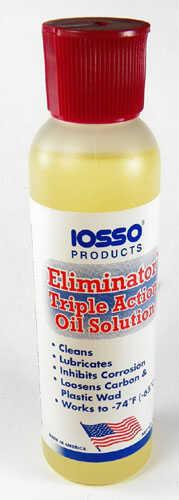 IOSSO Triple Action Oil 4Oz
