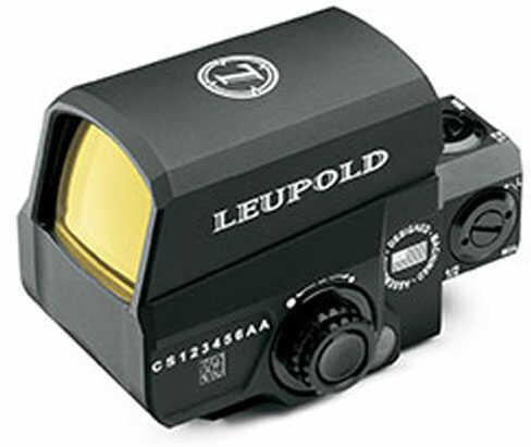 Leupold Carbine Optic 1x Red Dot Matte Dot 119691