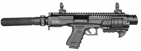 Mako Group KPOS Gen 2 Glock Black