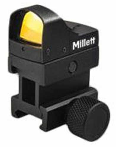 Millett Sights Millet 1x Mpulse Matte 5 Red Dot Rise Block Box TRD2001C