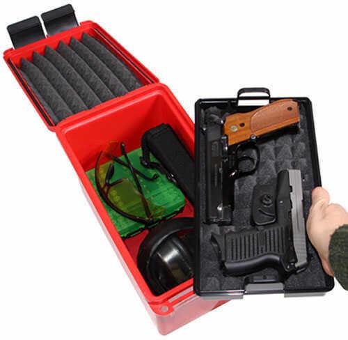 MTM Handgun Conceal Carry Case Purple