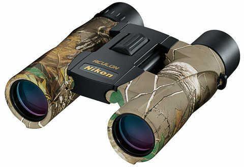 Nikon Binocular 10x25 Aculon A30 Xtra Green 8264