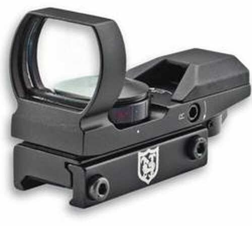 Nikko Stirling / Centurion international Nikko Stirling Nikko Reflex Sight With 4 Multi Reticles Dual Color NS433