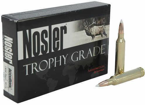 Nosler Ammo 7MM-08 120Gr Ballistic Tip Hunting 20 40060