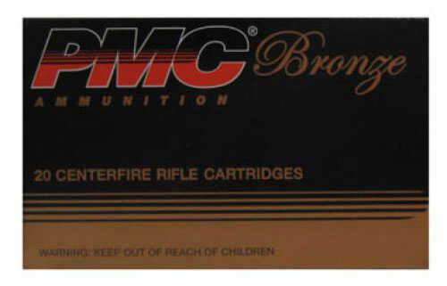 PMC Ammunition 300 Win Mag150Gr BTSP Horn Interlock 20 Rds Ammunition 300HIA