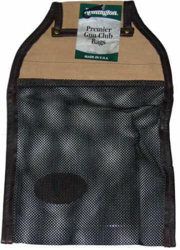 Remington Accessories Remington Gun Club Mesh Bag Leather 18090