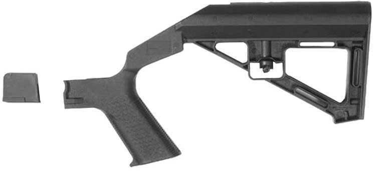 SFS Stock SSAR-15 OGR RH AR15 Black Md: 10011000