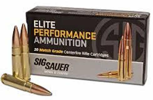 Sig Sauer Sig Ammo 300 Blackout Ammo 220Gr Open Tip Match 20/25 E300A220