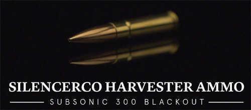 SIL Silencerco Ammo 300 Blackout 220gr Sierra Match King AC1211