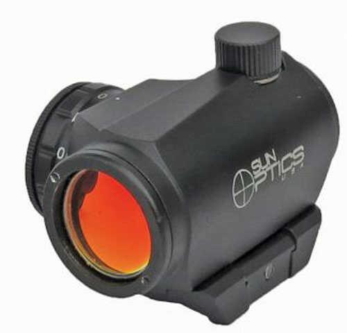 Sun Optics Sun Micro Sight Red Dot 3 MOA Red/Green RET CD13RD003A