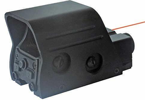Sun Optics Single RET Micro Size With Red/Green Laser 65MOA EL1200