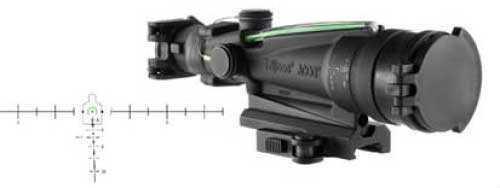 Trijicon ACOG 3.5x35 Scope, Dual Illuminated Green Horseshoe/Dot M249 Ballistic Reticle w/ GDI Mount And ARD TA11MGOM249