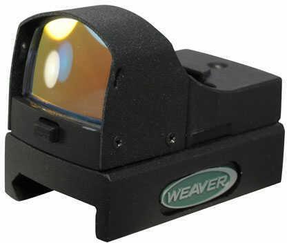 Weaver Micro Red Dot 849255