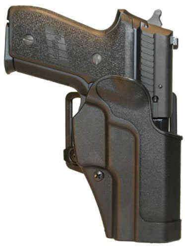 BlackHawk Products Group Standard CQC Holster, Matte Black Right Hand Sig 228/229 415505BK-R