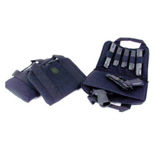 "BlackHawk Products Group Gun Rug Pistol Pouches Medium: 12"" x 8"" - 1000 denier nylon & closed cell foam - Internally padded d 61GR01BK"