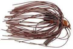 Buckeye Lure Company Buckeye Mop Jig 1/4 oz. Brown Md#: MOPJBR14