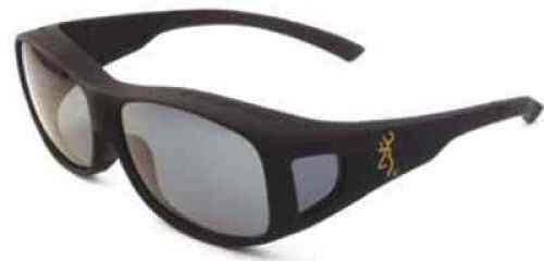 AES Optics Inc Browning Sunglasses Magnum - Fitover - Amber MAG-002