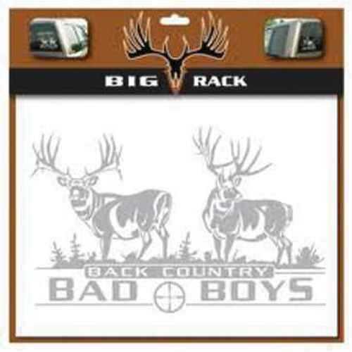 Signature Products Group SPG Apparel Big Rack Decals Mule Deer BRVDE1001