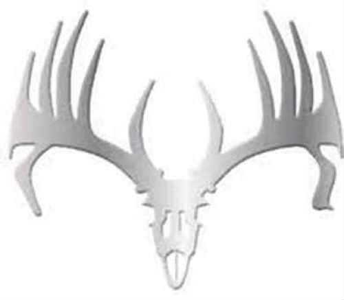 Signature Products Group SPG Apparel Big Rack Emblems Whitetail Skull BRVEM2006