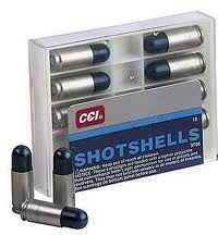 CCI Shotshell Ammunition 40 S&W 10/bx Size 40SW 3740