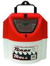 Challenge Plastics Challenge Trolling Bucket Plastic 8qt Turbo Troll Md#: 50114
