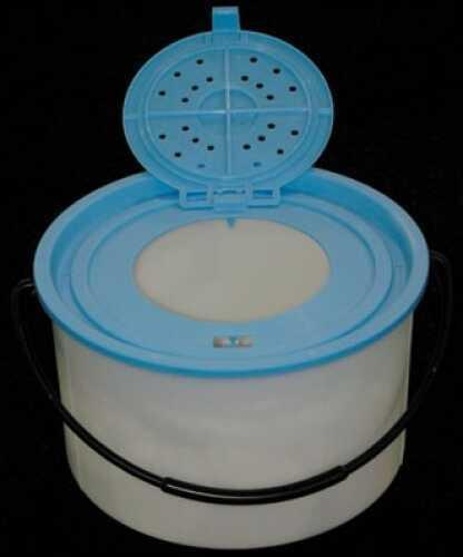 Challenge Plastics Challenge Bait Bucket Plastic 6qt Md#: 50252