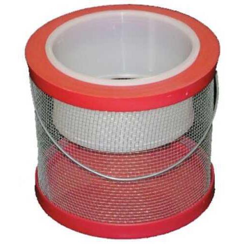 Challenge Plastics Challenge Cricket Bucket 6in Round Basket W-10 Md#: 50297