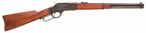 "Cimarron 1873 Carbine 19""Barrel  44-40 Winchester With Saddle Ring Rifle"