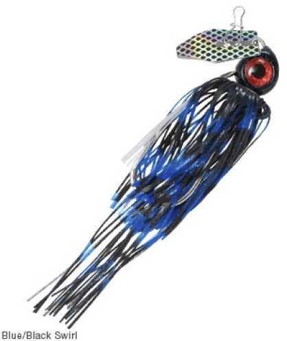Z-Man / Chatterbait / Z-Man Chatterbait Pro 3/8oz Black Blue Swirl Md#: CB-PRO238-05