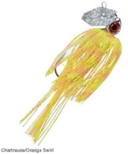 Z-Man / Chatterbait / Z-Man Chatterbait Pro 3/8oz Chartreuse Lime Swirl Md#: CB-PRO238-08