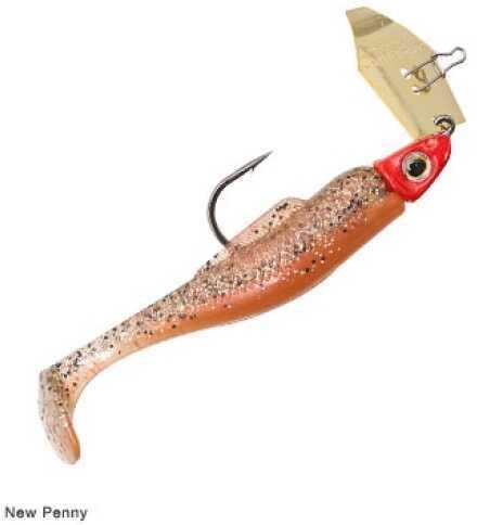 Z-Man / Chatterbait Chatterbait / Z-Man Chatterbait Redfish 1/4oz New Penny Md#: CBRF14-04