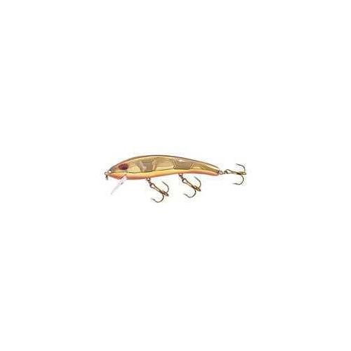 Pradco Lures Cotton Cordell Ripplin Red Fin 3/8 4 1/2 Gold/Orange Md#: C8598