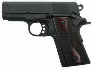 "Colt New Agent 45ACP 3"" Barrel Blued Single Action Semi Automatic Pistol O7810D"