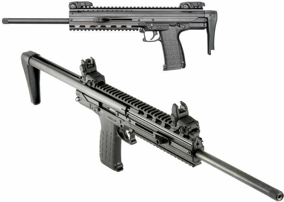 "Kel-Tec CMR-30 Rifle 22 Magnum 30+1 Round Black 16"" Threaded Barrel NEW !!!!"