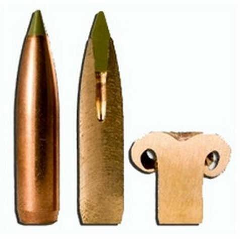 Bullet Proof Samples Nosler 7MM 150Gr ETIP BC498