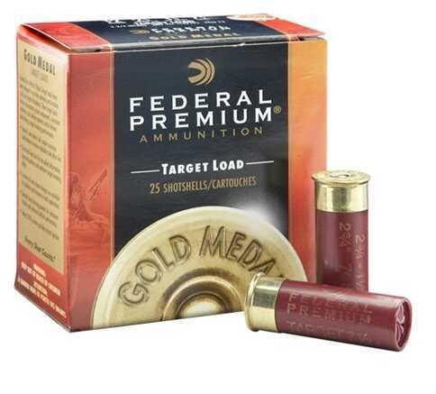 Federal Cartridge Federal Gold Medal International Paper 12Ga 2.75 7/8Oz #7.5