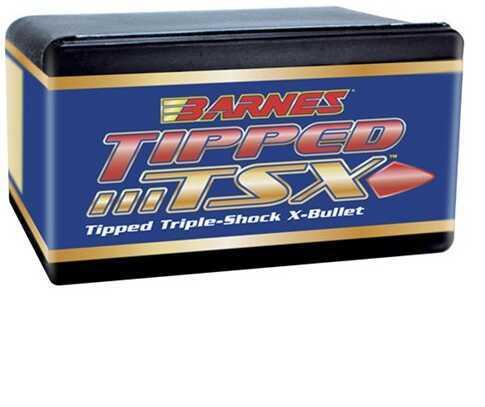 "Barnes Bullets Tipped Triple-Shock X Bullets 22 Cal .224"" 55Gr Boat Tail (Per 50) 22453"