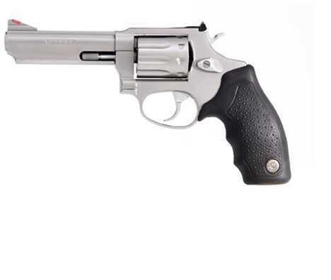 "Taurus M94 Revolver Pistol 22 Long Rifle 22 LR 4"" Barrel 9 Round Adjustable Sights Matte Stainless Steel Finish 2940049"