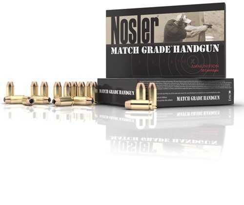 Nosler 9mm Luger 124gr JHP (50 ct.) 51054