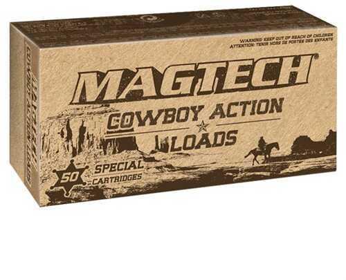 MagTech Ammunition Magtech Ammo 44-40 Winchester LFN 200 Gr Cowboy 50/Box (50 rounds Per Box)