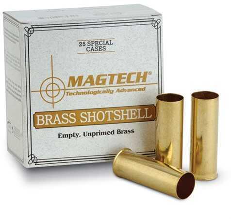MagTech Ammunition Magtech 36 (.410'') Ga Brass Shotshell 25/Bx