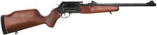 "Rossi Circuit Judge 45 Long Colt /410 Gauge 18.5"" Barrel Blued Finish Hardwood Stock Rifle SCJ4510"