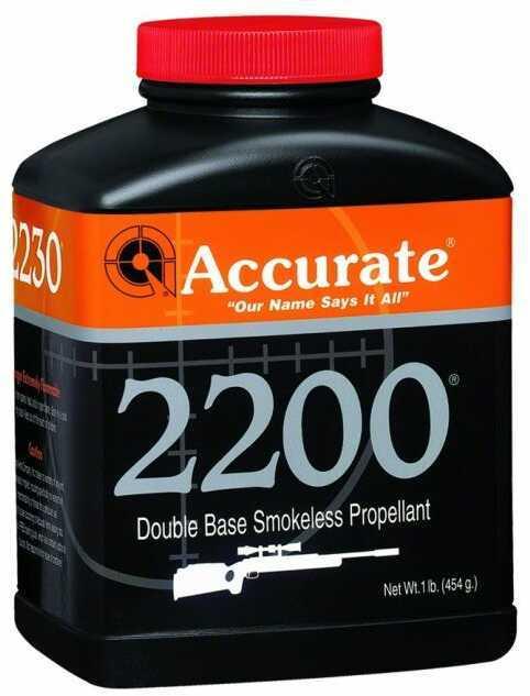 Accurate Powder Accurate 2200 Rifle Powder