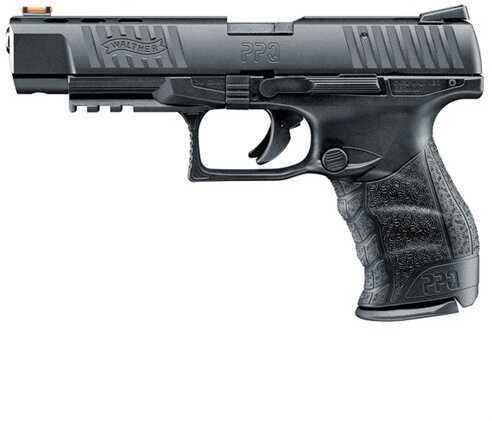 "Walther PPQ M2 Pistol 22 Long Rifle 5"" Barrel 12 Round Black"