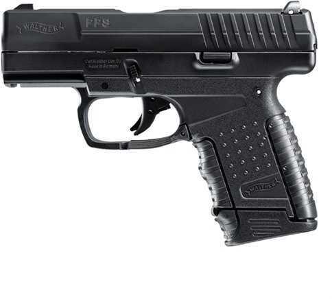 Walther PPS 40 S&W 3.2'' Barrel 6 Round 10.5# Trigger Pull Semi-Auto Pistol MA Compliant