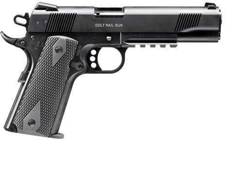 Walther Colt 1911 22 Long Rifle  Semi Automatic Pistol  Rail Gun   Black   12 Round  5170308
