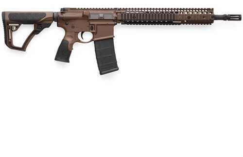 Rifle AR-15 Daniel Defense M4A1 Mil Spec+ 5.56 Pinned 14.5'' Carbine Gas