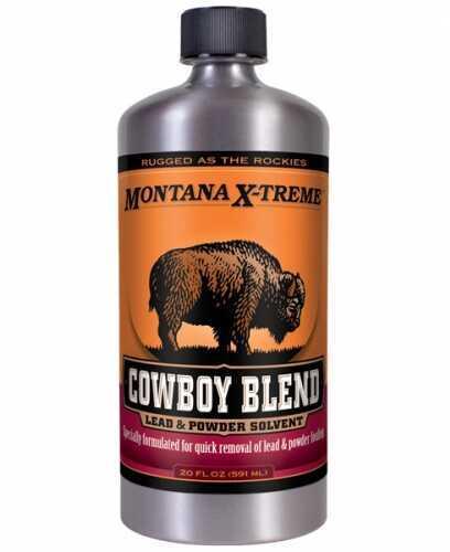 Western Powders Montana X-Treme Cowboy Blend Solvent- 20 oz.
