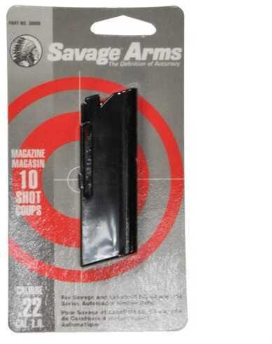 Savage Magazine 22LR Savage Model 62 64 954 Savage Series Blue 30005
