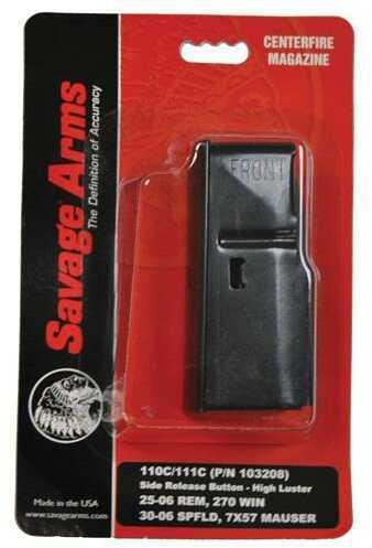 Savage Arms Savage Magazine Box Assembly 325 WSM Hi-Luster Blued